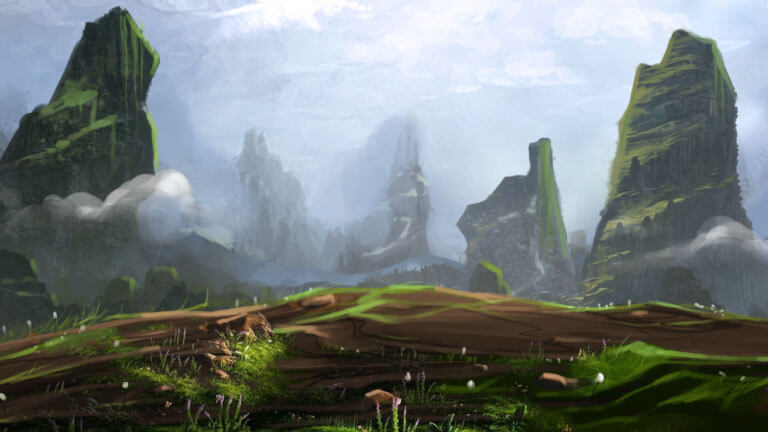 Background Concept Art